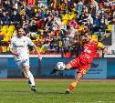 «Арсенал» — «Краснодар»: космический матч