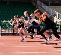 «Серебряный» старт тульских легкоатлетов в Сочи