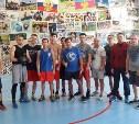 Тульские боксеры готовятся к чемпионату России
