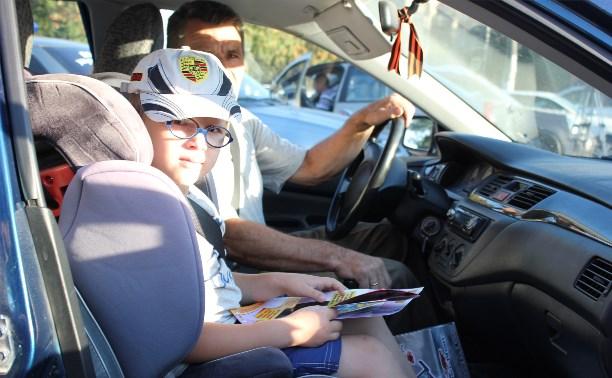 В Туле прошёл рейд «Самый главный пассажир»
