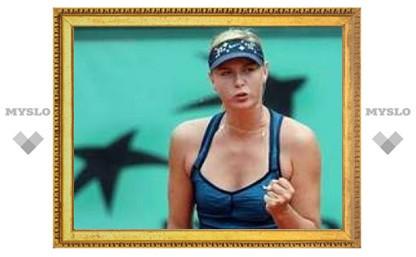 Мария Шарапова одержала первую победу на Уимблдоне-2007