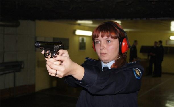 В Туле прошел конкурс «Лучший тульский полицейский»