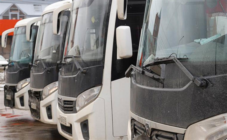 На Пасху в Туле пустят дополнительные автобусы