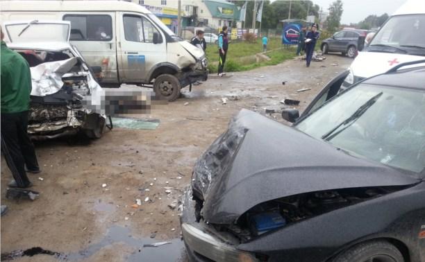 Водитель ВАЗа устроил кровавое ДТП в Алексине