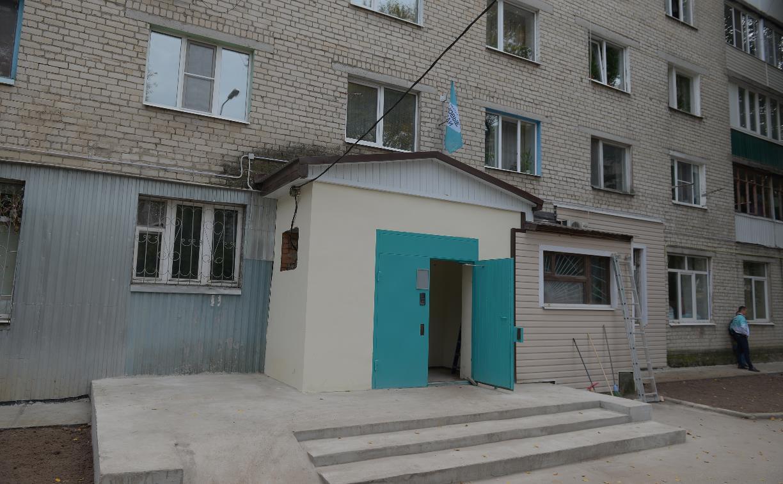 Сторонники партии «Новые люди» из Тулы и Краснодара на свои 20 млн руб. ремонтируют общежитие в Калуге