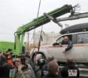 В Москве мужчина 20 часов просидел в машине, чтобы его авто не эвакуировали