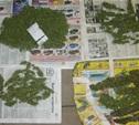 У задержанного туляка при себе нашли 87 пакетов марихуаны