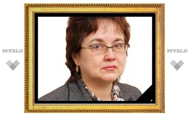 Скончалась главный бухгалтер ТулГУ Елена Соколова