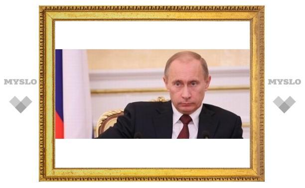 Сегодня в Тулу приедет Путин