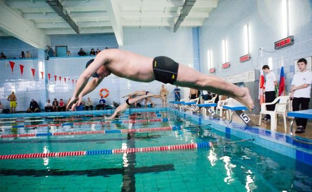 Влюблённые в плаванье спортсмены собрались в Донском