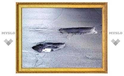 Генпрокуратура выявила в Тульской области нарушения в строительстве дорог