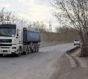 В Туле на Черметовском мосту штрафуют грузовики