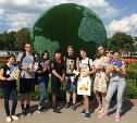 Госавтоинспекторы и волонтёры провели занятия по ПДД для юных туляков
