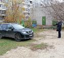 В Туле ловили нарушителей правил парковки