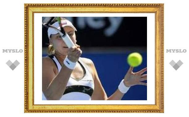 Петрова и Чакветадзе вышли в третий круг Australian Open