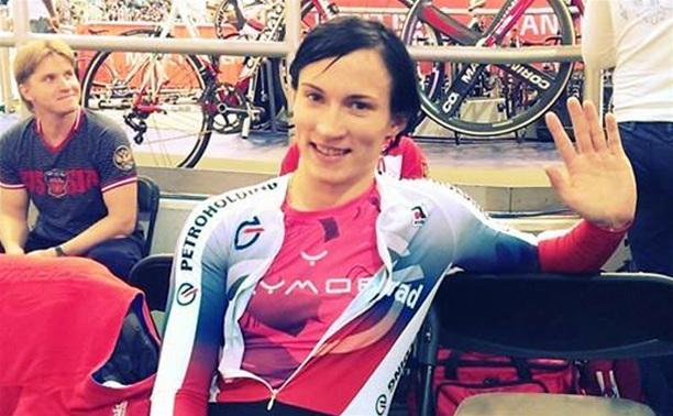 Тульские велосипедистки привезли медаль с Кубка мира