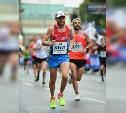 Туляк принял участие в Берлинском марафоне