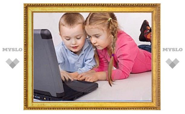 В Тульской области заработала единая электронная очередь в детские сады