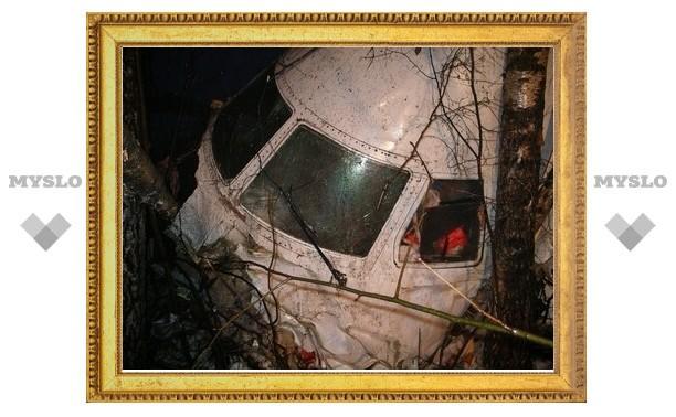 Пассажирский самолет мог разбиться в Тульской области
