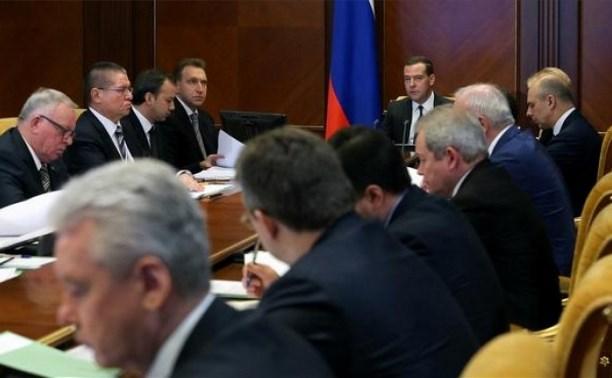 Владимир Груздев обсудил с Дмитрием Медведевым антикризисный план