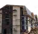 В Пролетарском парке заканчивается строительство первого корпуса теннисного центра
