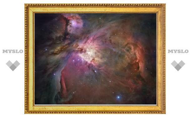 В космосе впервые нашли молекулярный кислород