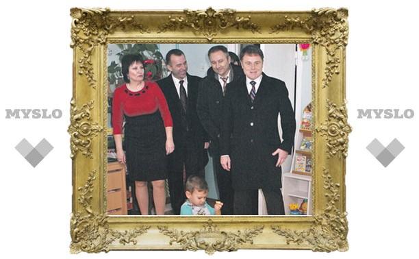 Владимир Груздев обнаружил детский сад, куда нет очереди