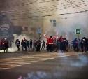 Болельщики «Спартака» устроили в Туле массовые беспорядки
