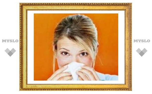 Грозит ли тулякам эпидемия гриппа?