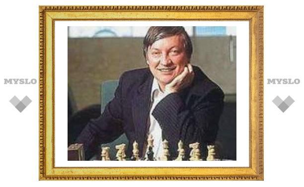 Анатолий Карпов станет отцом тульского автопрома