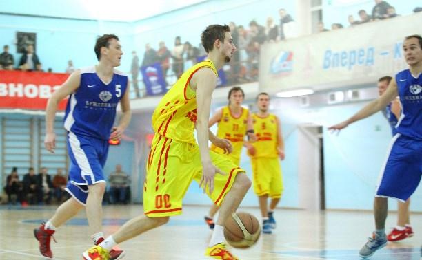 "Баскетболисты ""Тула-Арсенал"" едут за ""Бриллиантами"" в Кострому"