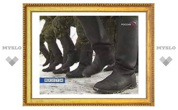 Солдат из Новосибирской области сознался в убийстве офицера