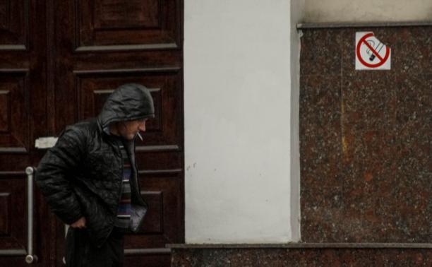 За неделю полицейские поймали десять курильщиков в Белоусовском парке