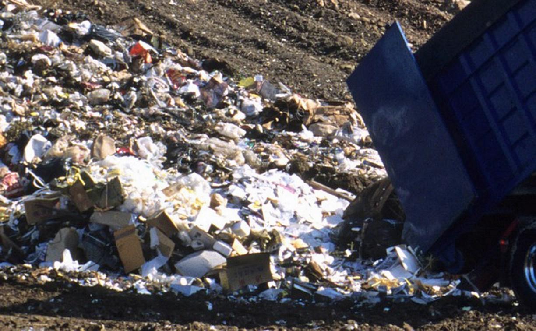 В Узловском районе на мусорном полигоне погиб мужчина