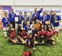 Команда тульского КБП завоевала «Новогодний Корпоративный кубок»