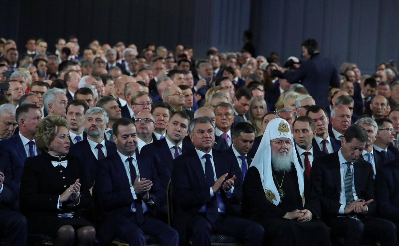 Владимир Путин предложил внести изменения в Конституцию РФ