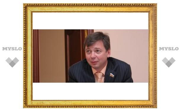Михаил Иванцов заменил Уколова