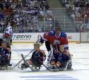 Алексей Дюмин вышел на лед в составе хоккейной команды Владимира Путина