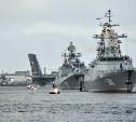 В Санкт-Петербурге Алексей Дюмин принял участие в Главном военно-морском параде