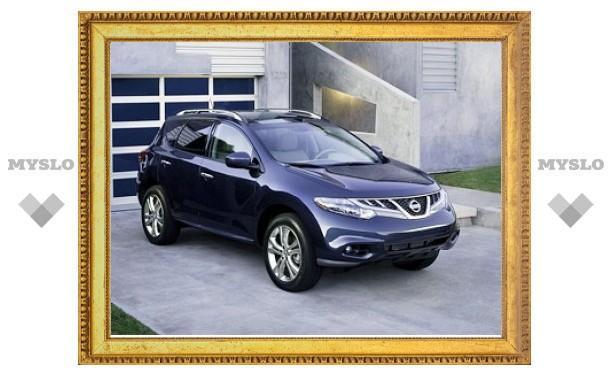Nissan Murano российской сборки появятся в январе 2011 года