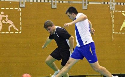 В Тульской лиге любителей футбола состоялись очередные матчи