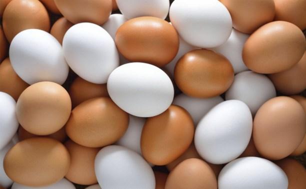 Сотрудник тульской птицефабрики украл яиц на 3500 рублей