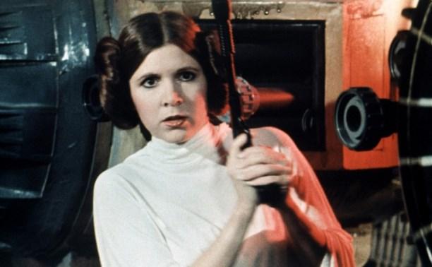 В «Звездных войнах» засветился пистолет тульского конструктора