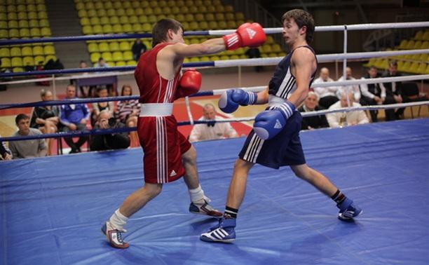 В Туле завершился Всероссийский турнир по боксу