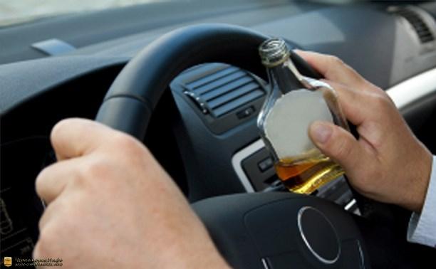 Тульские полицейские задержали 4 водителей, повторно управлявших автомобилем в состоянии опьянения