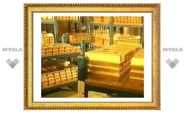 Российские производители золота нарастили обороты