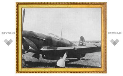 Туляки раскопали самолет