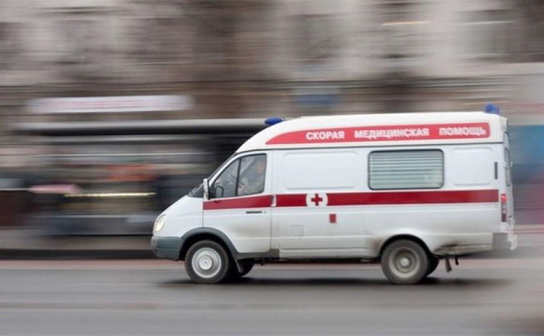 В Тульской области пьяная женщина с ребенком на квадроцикле попала в ДТП