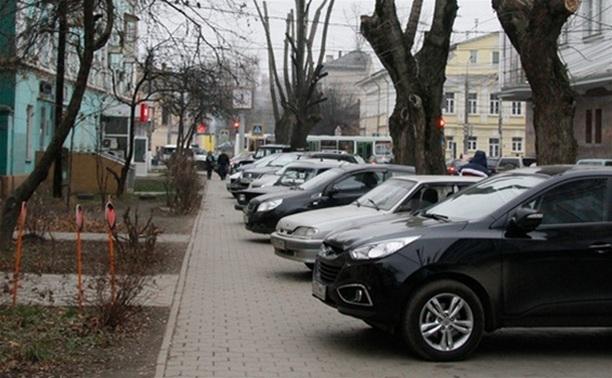 Правительство Тульской области обсудит новый расчет парковок для офисных зданий