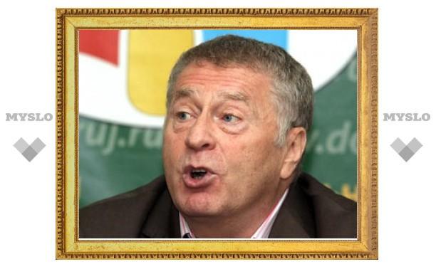 Жириновский предложил урезать полномочия гаишников
